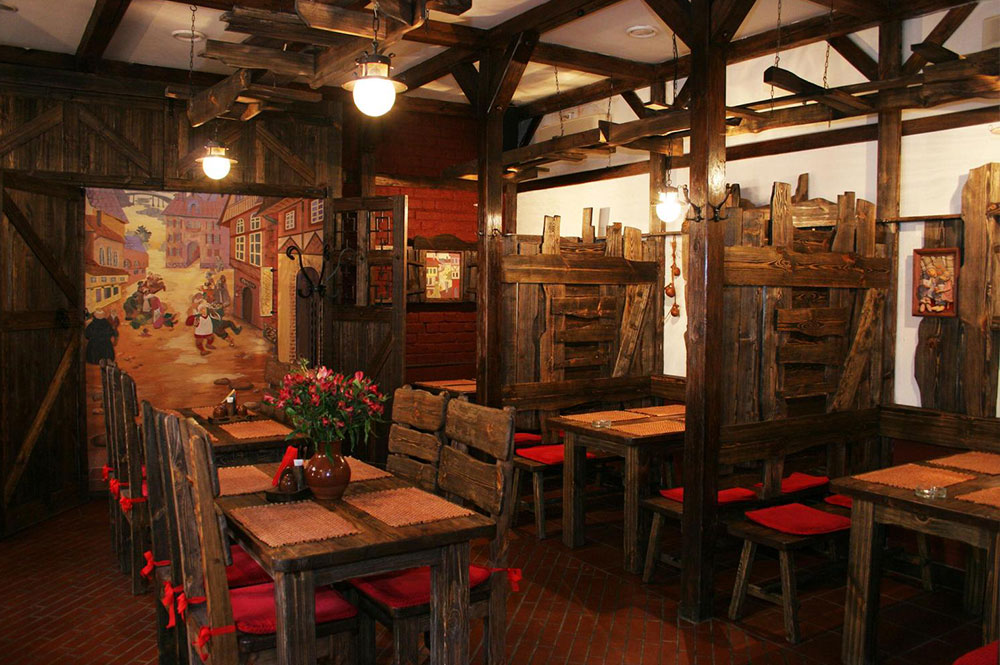 Ресторан Beerhouse  Тепловое и холодильное оборудование для ресторана
