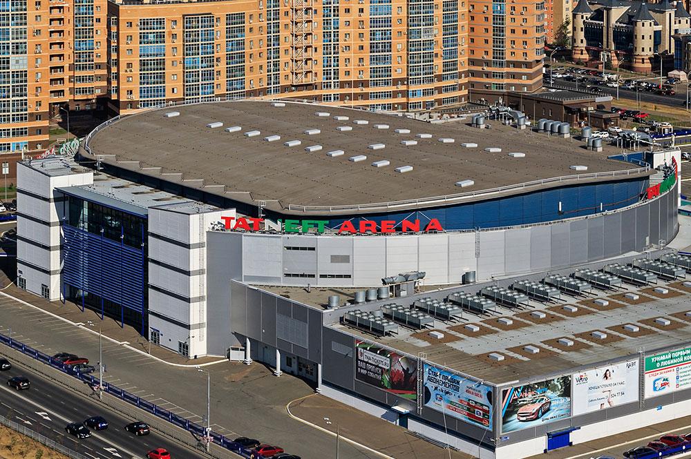 Татнефть Арена Оборудование для заготовочного цеха по производству полуфабрикатов для ресторанов и буфетов